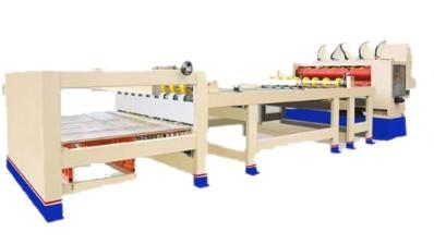 N C Control Single Sheet Cutter Unit