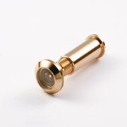 N180 Solid Brass Door Viewer