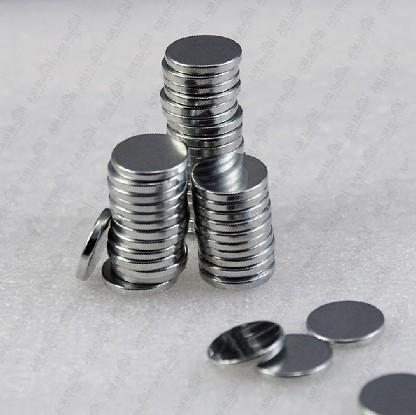 N35 Disc Rare Earth Ndfeb Magnets