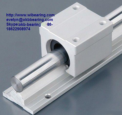 Nachi Lb203245aj Linear Motion Bearing 20x32x45 Thk Ease