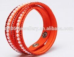 Nafulin Nflbr008 Mix Color Handmade Fashion Wrap Bracelet