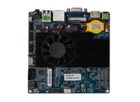 Nano 1037 1cir Itx Embedded Motherboard With Dual Core Intel Celeron 1037u