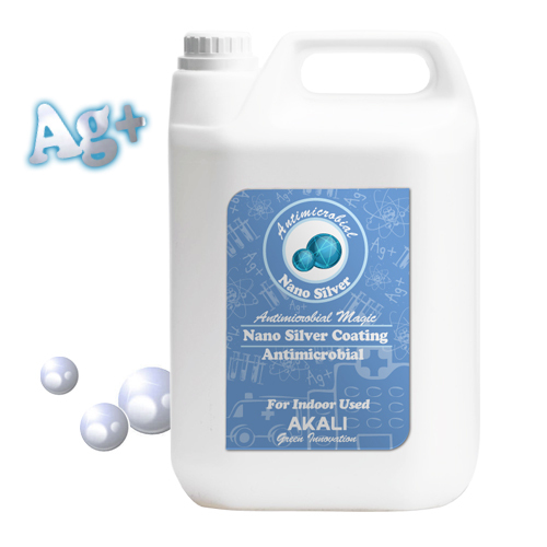 Nano Silver Antimicrobial Coatings