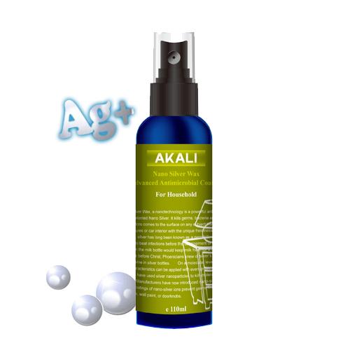 Nano Silver Antimicrobial Wax Spray
