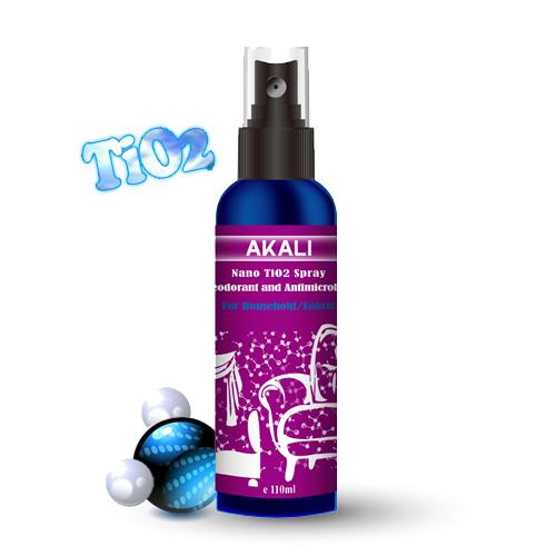 Nano Tio2 Deodorant And Antimicrobial Spray