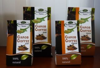 Natural Cypriot Carob Coffee