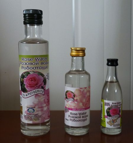 Natural Cypriot Cosmetics Rose Water
