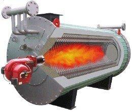 Natural Gas Diesel Oil Thermal Heater