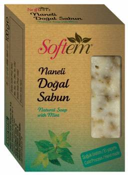 Natural Herbal Soap With Peppermint Oil