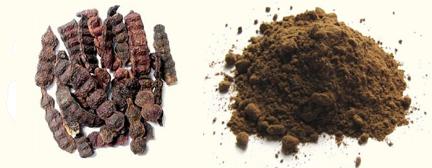 Natural Shikakai Powder Acacia Concinna