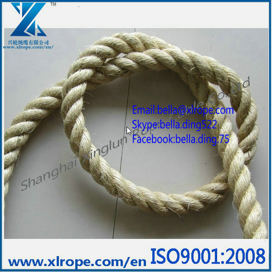 Natural Sisal Rope For Sale