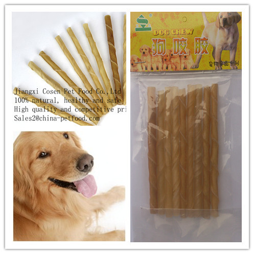 Natural Twisted Sticks For Dog Treats