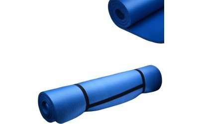 Nbr Pilates Yoga Mat Portable For Fitness
