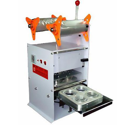 Nc4 Semi Automatic Tray Cup Sealers