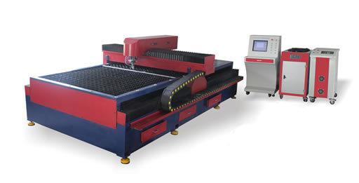 Nd Yag Laser Cutting Machine For Metal