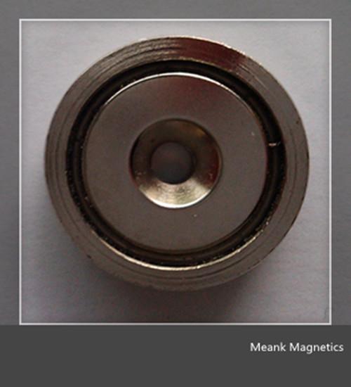 Ndfeb Pot Magnet Assembly