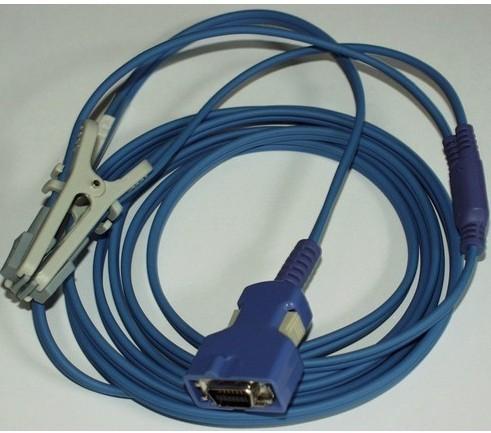 Nellcor 595 600 Doc10 Oximax Spo2 Sensor Veterinary Ear Lingual 3m Ge Dinam