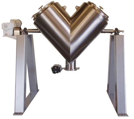 New 10cf V Blender All Staineless Steel Construction