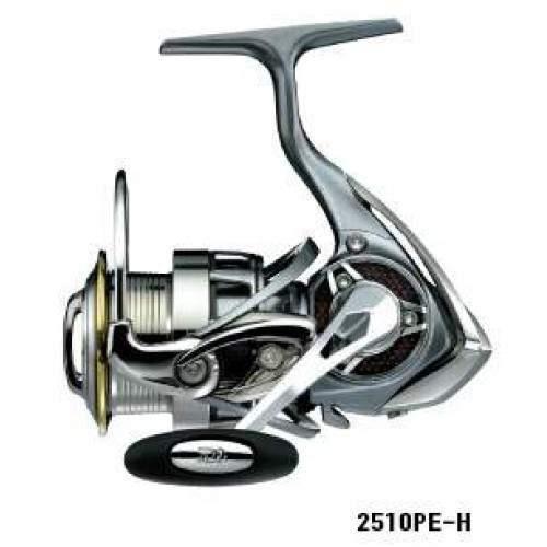 New 2012 Daiwa Exist 2508pe Dh