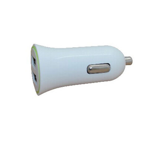 New Arrival 5v2 1a Usb Car Charger For Samsung Iphone
