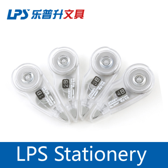 New Arrival Stationery With Non Refillable Correction Tape 90097