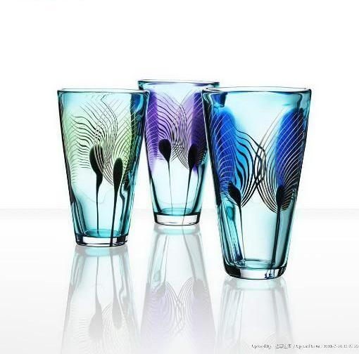 New Design Colorful Water Cups