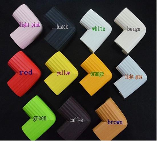 New Design Texture Sponge Table Corner Protector Bigger Thicken