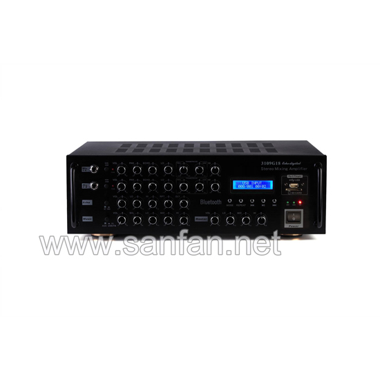 New Mp3 Player Bluetooth Receiver Hifi Amplifier