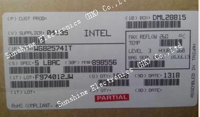 New Original Intel Parts Wg82574it In Stock