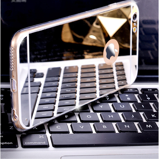 New Phone Product Case Tpu Mirror Cases Electroplating Cell