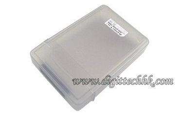 New Portable Hdd Store Tank Box For 3 5 Inch Hard Drive