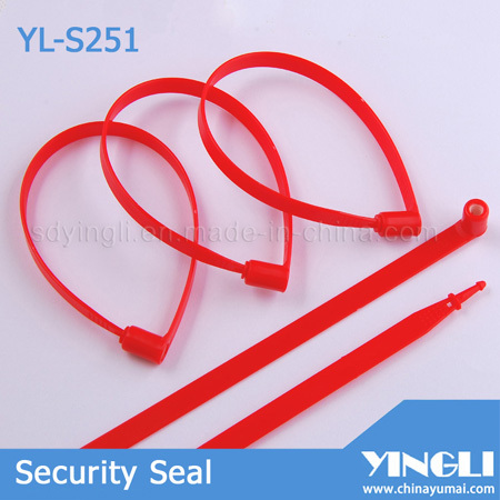 New Product Plastic Security Seal Yl S251