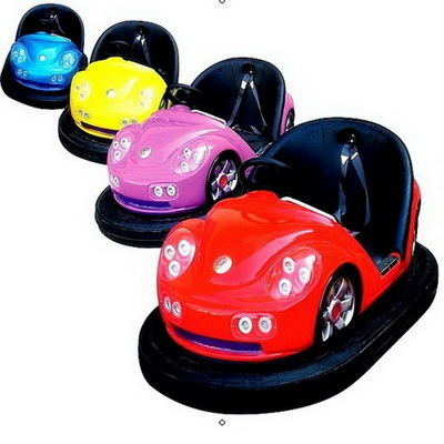 New Style Bumper Cars