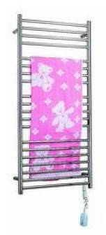 New Style Straight Heated Towel Rail