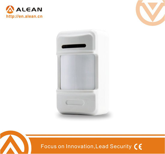 New Wall Mounted 110 Angle Wired Pir Detector
