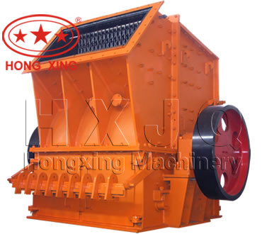 Newly Single Stage Hammer Crusher