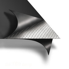 Ngp Sg105 Ss304 Tanged Reinforced Graphite Sheet
