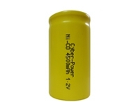 Ni Cd Rechargeable Battery High Temperature Type