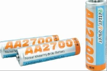 Ni Mh Battery 50aa2700
