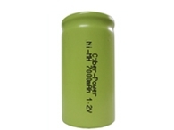 Ni Mh Rechargeable Battery High Temperature Type