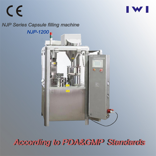 Njp Series Capsule Filling Machine