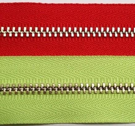 No 3 Metal Zipper Long Chain