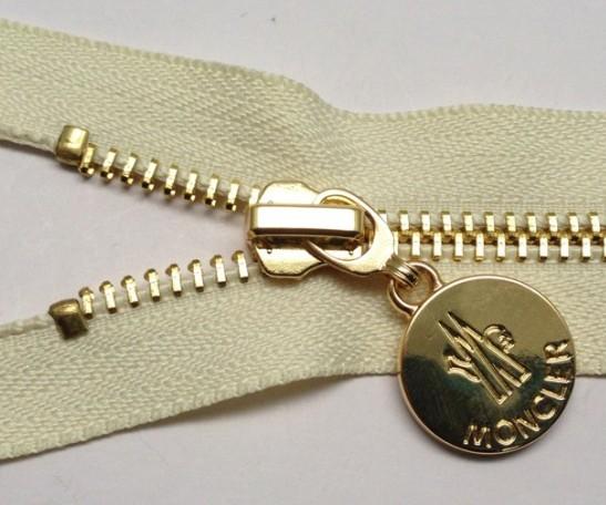 No 5 Metal Zipper Auto Lock Close End