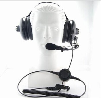 Noise Cancelling Headset For Walkie Talkie