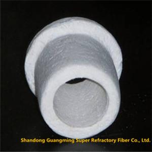 Non Brittle Ceramic Fiber Vacuum Shapes