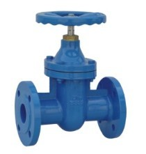 Non Rising Stem Metal Seated Gate Valve Din3202 F5
