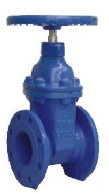 Non Rising Stem Resilient Soft Seated Gate Valve Sabs664