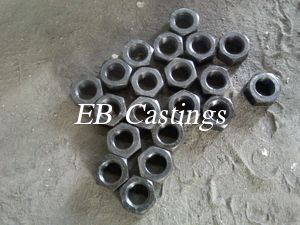 Normalized 10 9 Level Bolts For Mill Liners With Nuts Eb011