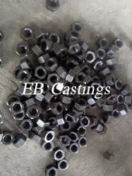 Normalized 8 Grade Bolts For Mill Liners With Nuts Eb012