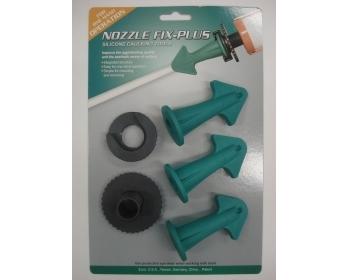 Nozzle Fix Plus Silicone Caulking Tools